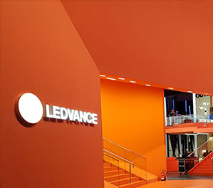 LEDVANCE Light & Building 2018 Frankfurt