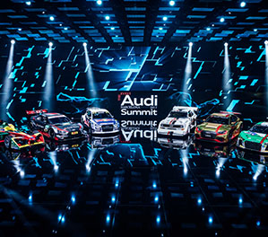 Audi Summit Bercelona 2017 Dealermeeting Händlermeeting